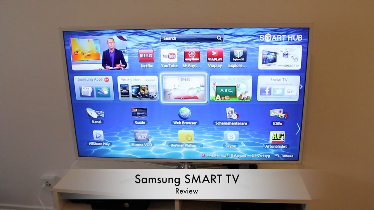 samsung smart tv 50 review youtube. Black Bedroom Furniture Sets. Home Design Ideas