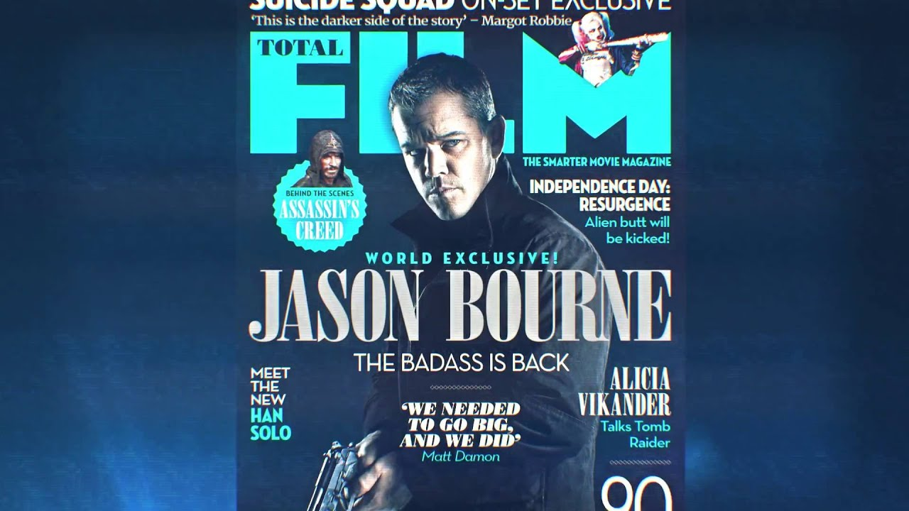 Welcome To Your New Total Film Magazine Youtube