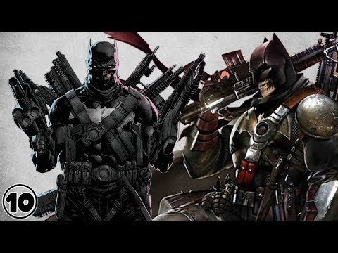 Top 10 Grim Knight Shocking Facts