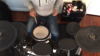 Drum Solo by Dave Williams (Welter)