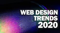 Top 5 Web Design Trends in 2020
