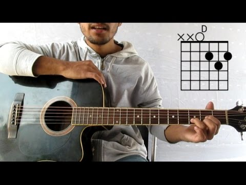 Bakhuda Tumhi Ho Guitar Lesson | Chords,...