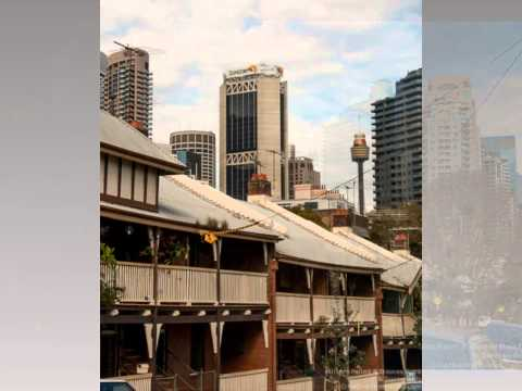Millers Point, Dawes Point and Surrounds
