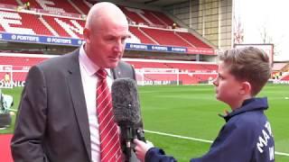 Mark Warburton Interview | Matchday With Max