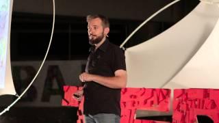 Pintadas cotidianas   Iñaki Carrasco   TEDxMadridSalon