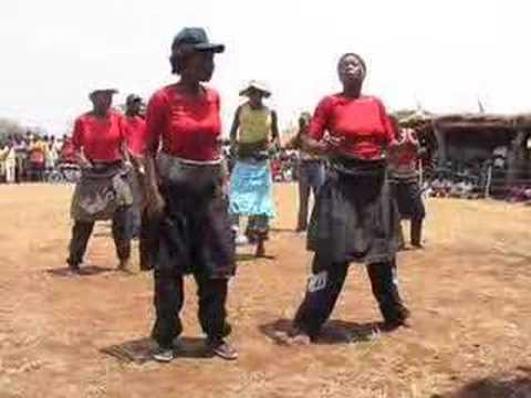 Tonga Traditional Dance