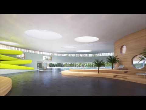 Centre aquatique Balsan'éo à Châteauroux - Vidéo de présentation