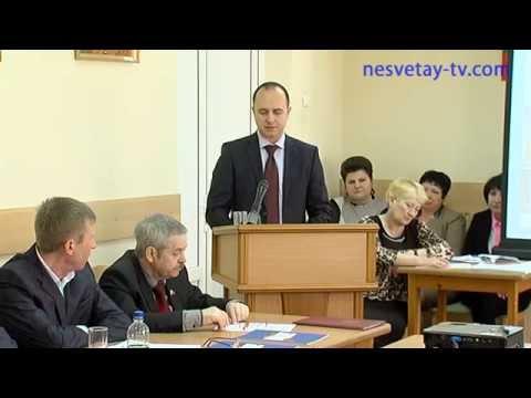 Отчет И. Сорокина о проделанной работе Администрации города за 2014 год