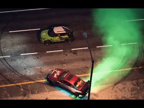 Need For Speed Payback - 4x Epic Speedcross DLC Full Walkthrough [Hard Difficulty]