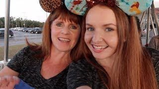 Animal Kingdom Vlog - Flame Tree Barbecue & Kilimanjaro Safari | Christmas Week at Walt Disney World