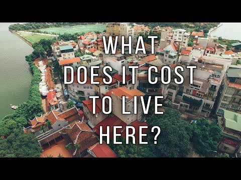 What Does Rent Cost in Hanoi, Vietnam?