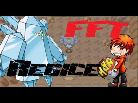 FFT Pokemon Emerald : Regice ใครว่าจับเทพยาก