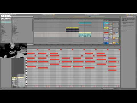 [Studio] The production of a Liquid DNB track (From twitch)