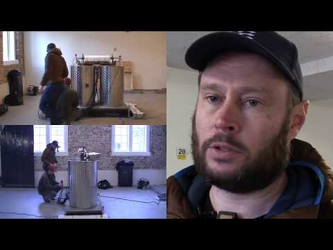 Copenhagen Atomics - Salt Loop & Laser Induced Breakdown Spectroscopy - Delft Demo