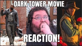 The Dark Tower Movie Controversy! - Reaction to the trailer! Top 10 Video
