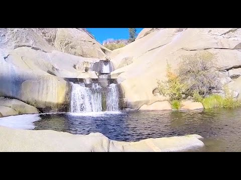 What Is Srs >> 7 Tea Cups - Canyoneering (Low to Normal Water Levels) - Kernville, CA - YouTube