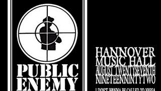 Public Enemy - I Don