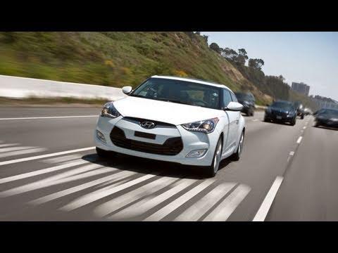 2012 Hyundai Veloster First Ride Edmunds Com Youtube