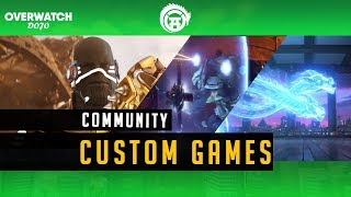Custom Game Modes - Overwatchdojo Community Games