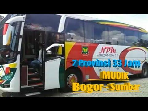 MUDIK LEBARAN  2017 BOGOR - RANAH MINANG