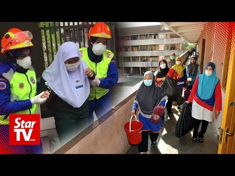 Chemical waste: Two JB schools closed down again after 20 students having trouble breathing
