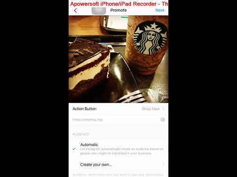 How to add Shop Now button in Instagram