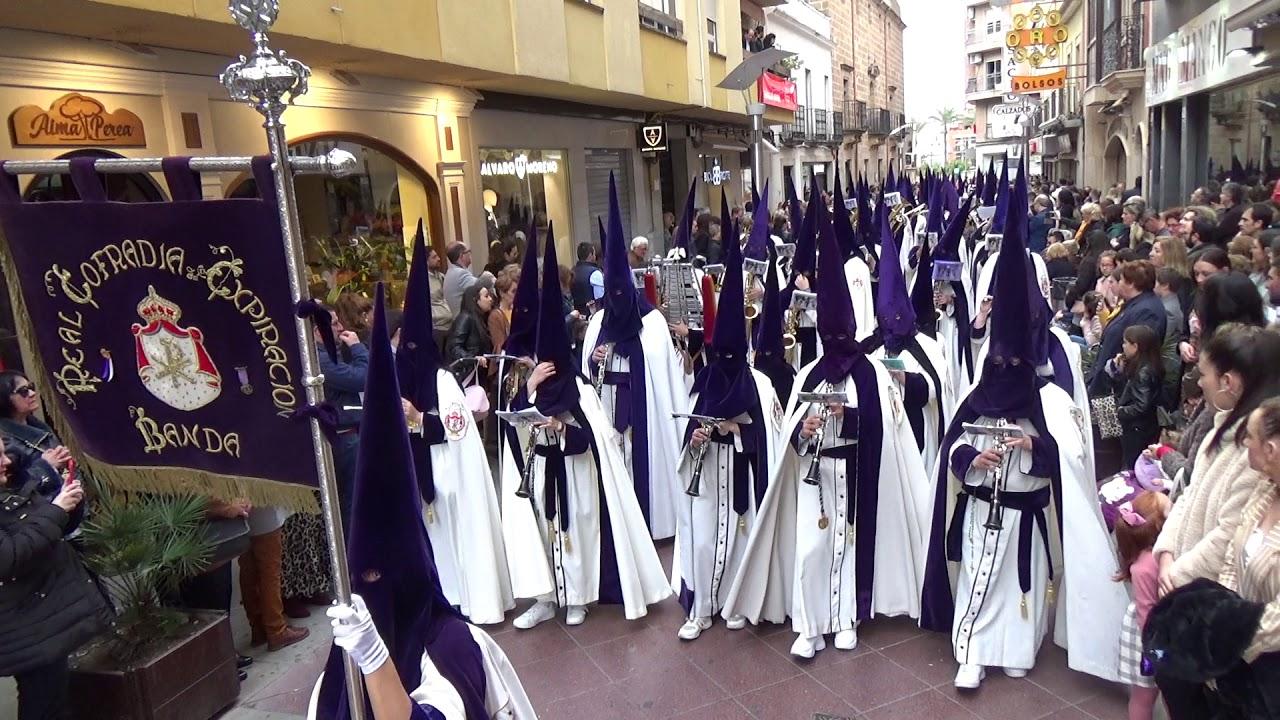 Banda de Cabecera del Stmo. Cristo de la Expiración.