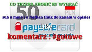 KONKURS NA 50 PLN PSC