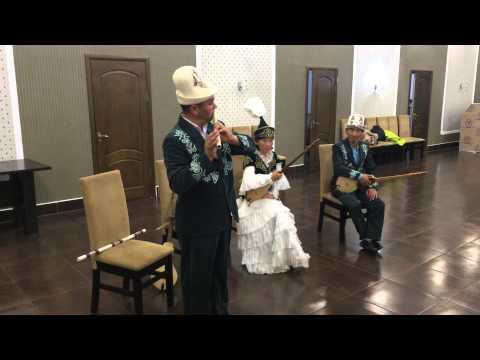 Kyrgyz music - short fragments