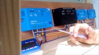 Обзор контроллеров заряда EPSolar и JUTA для солнечных панелей