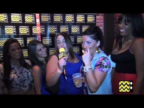 AfterBuzz TV Live at The Vegas Bash 2012 with Brooklyn 11223 Cast