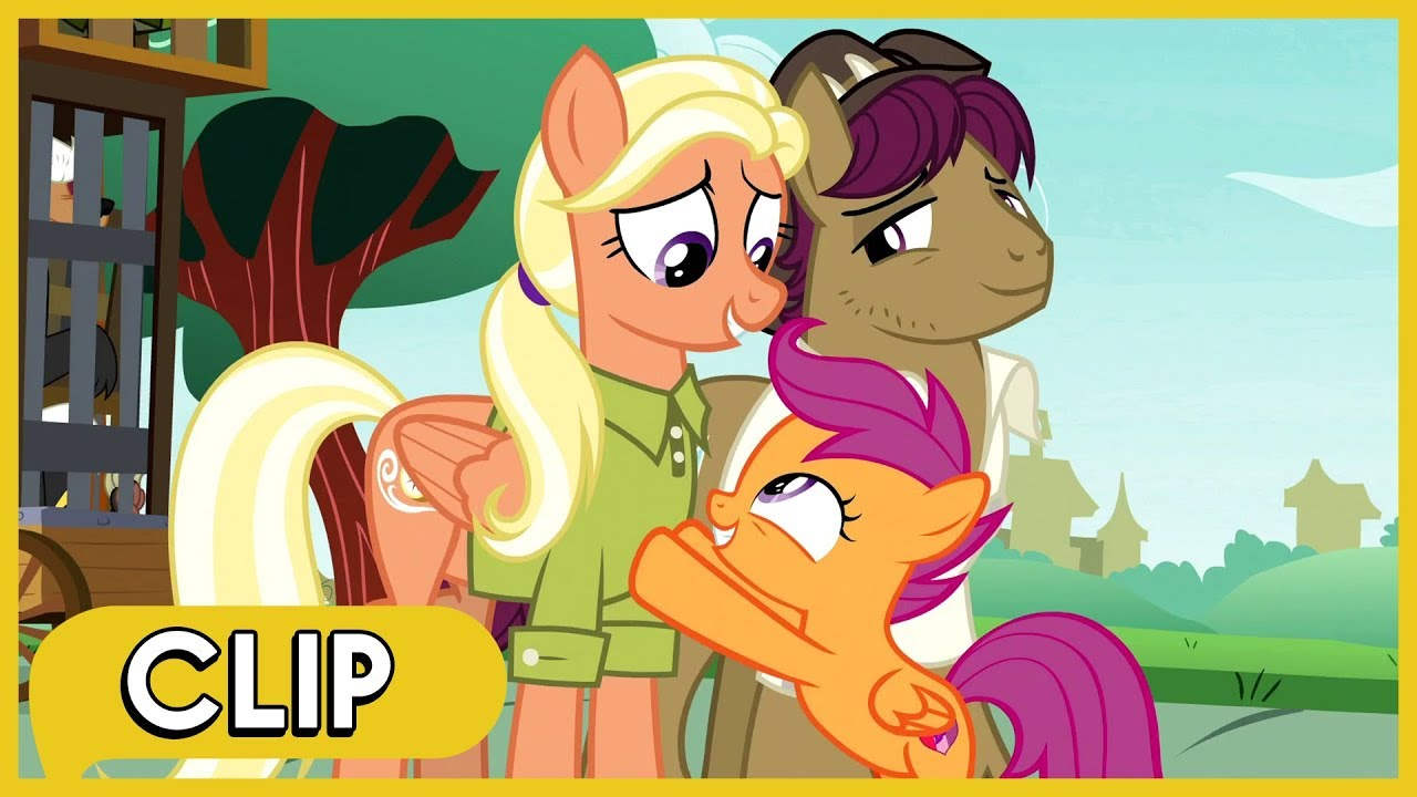 The Return Of Scootaloo S Parents Mlp Friendship Is Magic Season 9 Youtube Then both rainbow dash and scootaloo climbed on to the cloud bed and felt the so soft cloud mattress. the return of scootaloo s parents mlp friendship is magic season 9