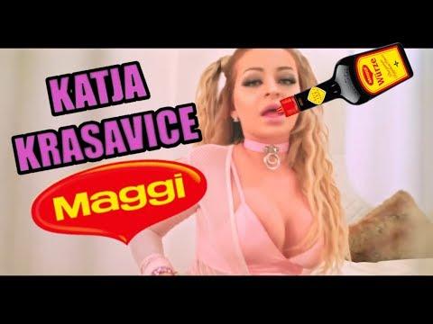 Youtube Kacke: Katja Krasavice - MAGGI