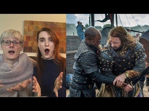 """Vikings Season 4 Episode 10 """"The Last Ship"""" REACTION!!"""
