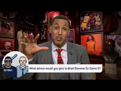 Ryan Hollins: Celtics need to pick a go-to guy in order to beat Cavaliers | Jalen & Jacoby | ESPN