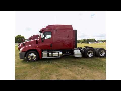 2012 Freightliner Cascadia For Sale Norfolk Nebraska