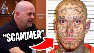 When The Pawn Stars Deal With Crazy Customers...
