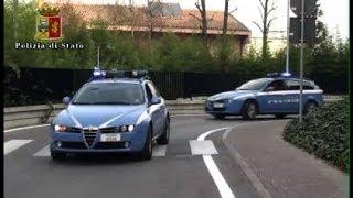 A Treviso traffico internazionale di auto di lusso, 6 arresti