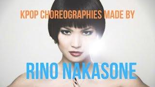Kpop Choreographies Made By Rino Nakasone