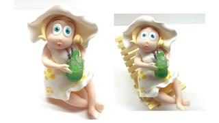 Polymer clay Figurine- Tutorial