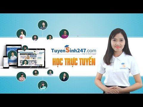 Giới thiệu về Tuyensinh247.com – Trang Học trực tuyến online uy tín