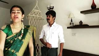 sathileelavathi Climax Comedy Dubsmash Arun Sanjana
