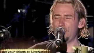 Nickelback-Burn it to the Ground-Live-VH1
