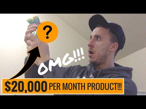 How I Find Private Label Products That Sell $20,000+ Per Month Per on Amazon FBA! (Part #2)