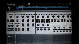 Depeche Mode Evrything Counts - Native Instruments Maschine