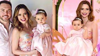 Michelle Galván festeja el cumpleaños número 1 de su hija Megan