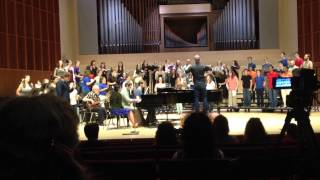Choral Music Experience Ithaca 2015 - Kuna Njia