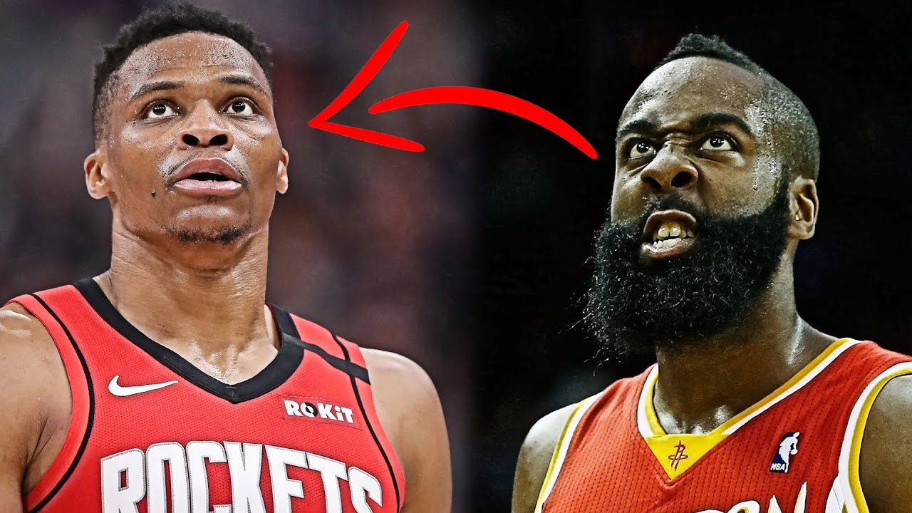 Russell Westbrook reportedly wants Houston Rockets to trade him