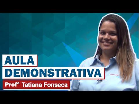 Vídeo 01 - Legislação da Assistência Social - Prof. Tatiana Fonseca