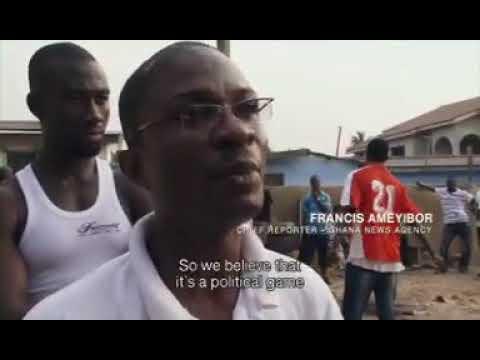 The NDC struggle to regain power in 2008 !